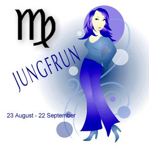 Horoskop 2011 Jungfrun