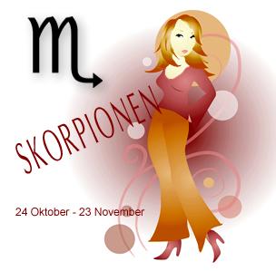 Årshoroskop Skorpionen 2011